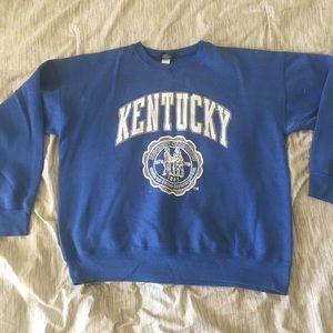 UK University of Kentucky Crewneck Sweatshirt